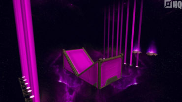 Purple Galaxy Build Battles