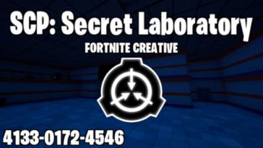 SCP: SL - Fortnite Edition