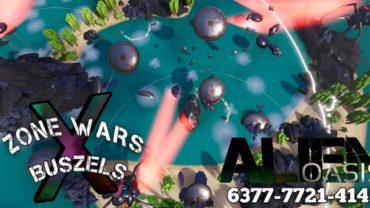 ZONE WARS X BUSZELS : ALIEN OASIS