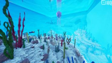 Losh's Coral Reef Zone Wars