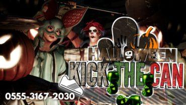 Kick the Can: Halloween