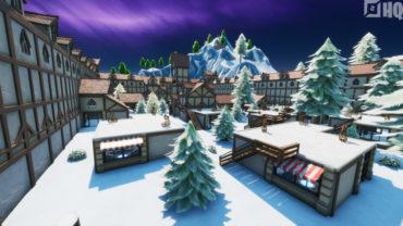 Shoot in 60 seconds - Winter Wonderland