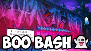Boo Bash Prop Hunt