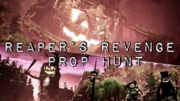 Reaper's Revenge | Prop Hunt (No OBJ)