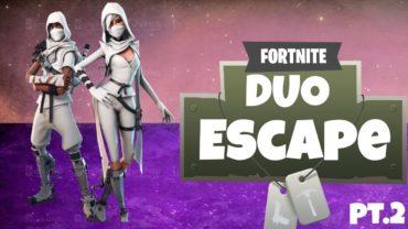 ♥♥ CO-OP Duo Puzzle Escape Challenge