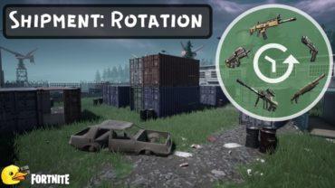 Shipment: Rotation