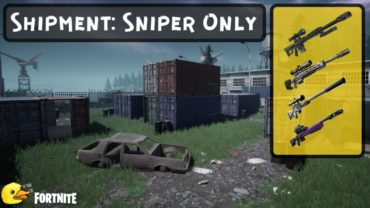 Shipment: Snipers Only