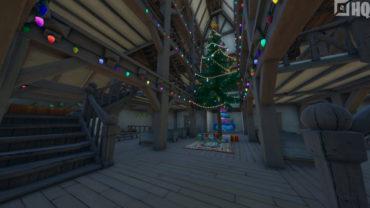 Christmas house hide and seek