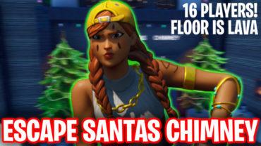 Escape Santa's Chimney