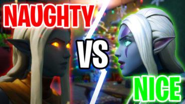 Naughty vs Nice