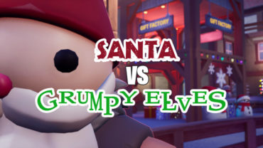SANTA VS GRUMPY ELVES