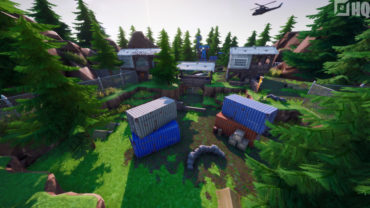 GUNFIGHT: Pinewood Forest (ALL WEAPONS)