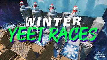 Winter Yeet Races