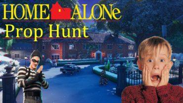 Prop Hunt: Home Alone