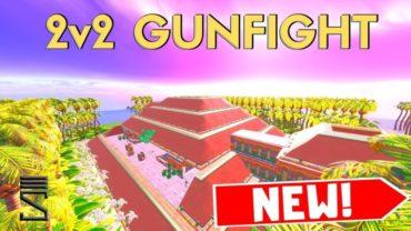 Gunfight: Aztec Temple (2v2 or 1v1)