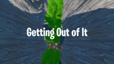 Getting Out Of It