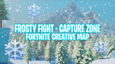 Frosty Fight – Capture Zone