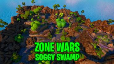 ZONE WARS – SOGGY SWAMP