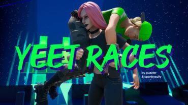 Yeet Races (Custom Teams)
