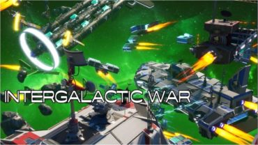 Intergalactic War | Team Deathmatch