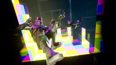 Neon Dropper!