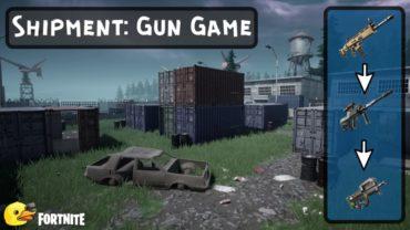 Shipment: Gun Game
