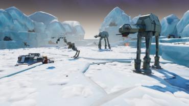 Star Wars Battle On Hoth
