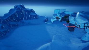 Frozen Cave Adventure