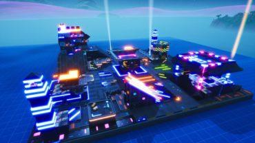 Zone Wars: Cyber City