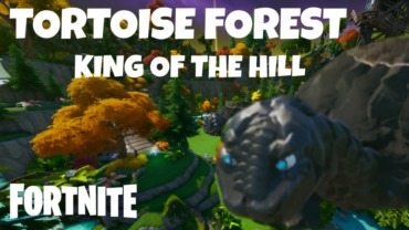 Tortoise Forest - King of the Hill