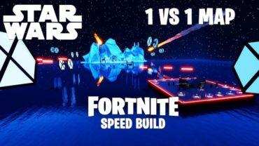 Senix's Star Wars 1 VS 1 MAP V1