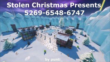 Stolen Christmas Presents