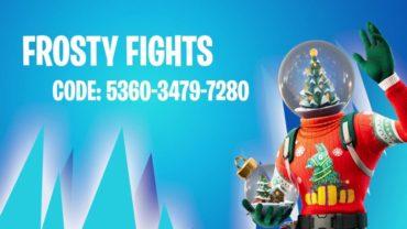 Frosty Fights - FFA
