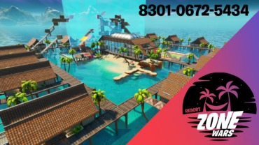 Zone Wars Resort 1.4