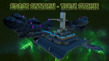 Space Station - Team Strike