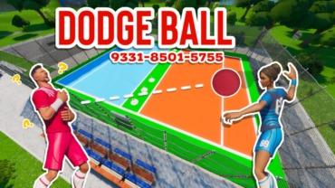 Fate Park Dodgeball