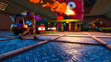 TNT Factory: High Explosives Gun Game