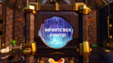 GEERZY'S INFINITE BOX FIGHTS!