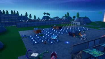 BUILDFIGHT & TRAINING MAP WITH ALL ITEMS (Season 1 to 11)