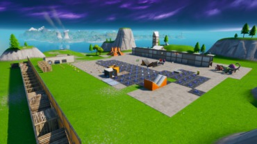 BUILFIGHT & TRAINING MAP WITH ALL ITEMS