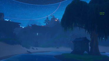 Zone Wars:  Eerie Island