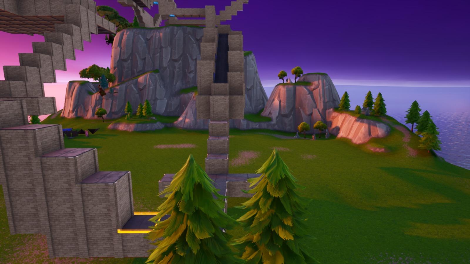 Fortnite Creative Roller Coaster Maps Roller Death Coaster D R 3 A M Fortnite Creative Map Code