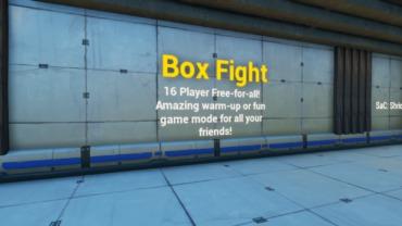Box Fight: FFA (16 Players)