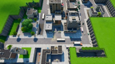 Tilted Towers – SNEAKY SILENCERS