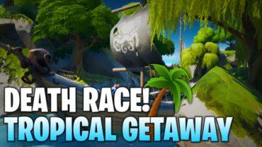 Death Race - Tropical Getaway