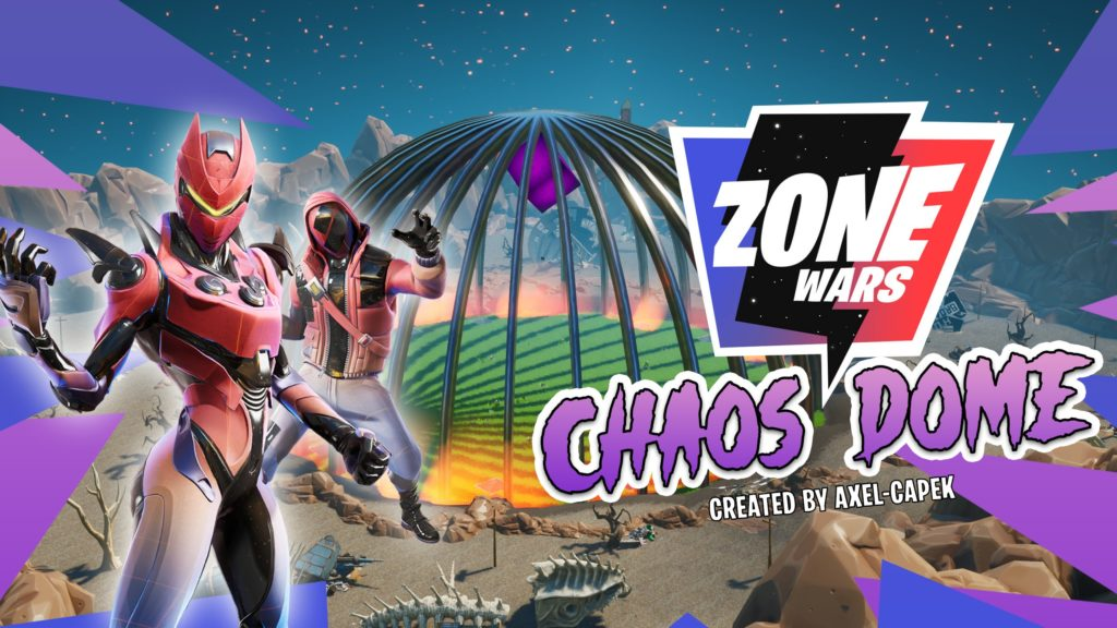 Zone Wars Chaos Dome