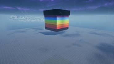 Rainbow Dunes // TRON
