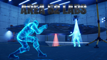 Area 52 Labs - Gun Swap