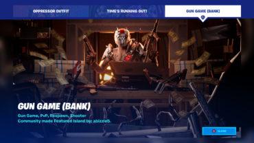 Gun Game (bank)