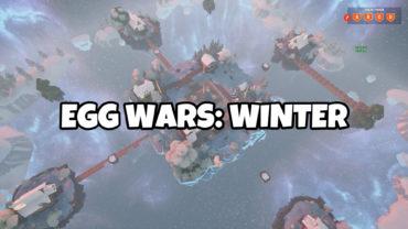 EGG WARS: INVERNAL (BEDS WARS)